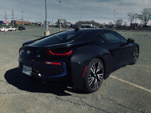 2016 BMW i8 transfer lease ONLY 30,000+