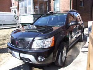 2008 Pontiac Torrent Base AWD SUV, Crossover