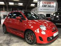 Abarth 500 1.4-16V TURBO T-JET C / XENON HEADLIGHTS / BLUETOOTH / SPORTS EXHAUST