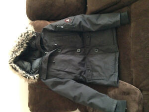 Woman's ecko red winter jacket size small $40.00 OBO