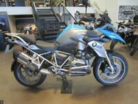 2013 BMW R1200GS TE LOW RIDE HEIGHT BLUE 11449 MILES