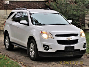 2011 Chevy Equinox AWD Very Pretty clean title