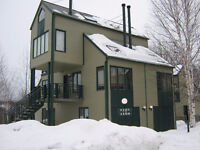 Mont Ste Anne, Beaupré - condo 2 1/2 oct/nov