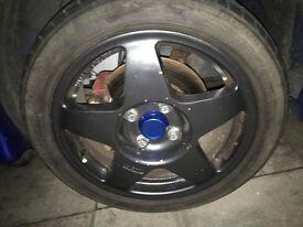 Vauxhall wheels comps