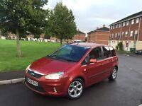 Ford c-max zetec td 12 month mot