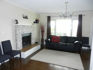 House for sale in Dawson Creek overlooking the City