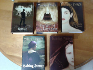 Tamora Pierce Books