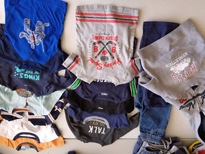 Boys clothing lot 12 to 18 months