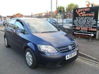 Volkswagen Golf Plus 1.4 (75PS) S Hatchback 5d 1390cc