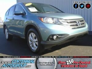 Honda CR-V EX-L | AWD | 2.4L | Bluetooth | Cruise Control 2014