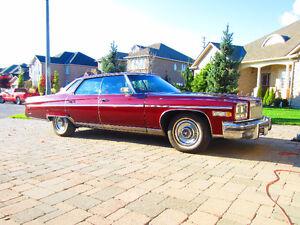 1976 Buick Electra Park Avenue Sedan