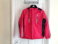 LADIES FULLY REVERSIBLE ADIDAS JACKET