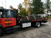 PICKUP & GO HAULING AND FLAT DECK SERVICES