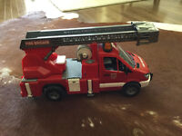 "Fire Truck from ""Bruder"" MOVING SALE"