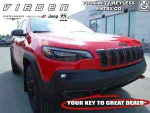2019 Jeep New Cherokee Trailhawk