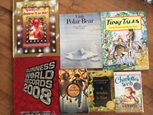 Book Collection for Young Readers