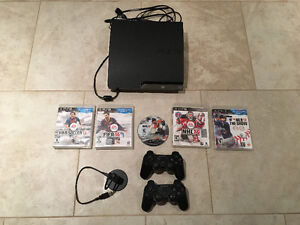 PlayStation 3 + more
