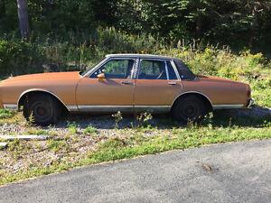 parts car for sale