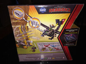 NEW, How to Train your Dragon building set Ionix St. John's Newfoundland image 2