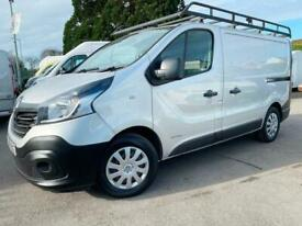 2016 Renault Trafic SL27 ENERGY dCi 125 Business Van **NO VAT** PANEL VAN Diesel