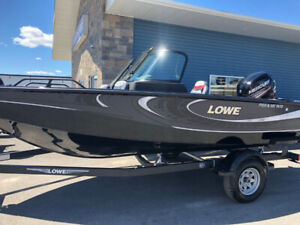 February Special Offers! 2018 Lowe Fish & Ski 1610