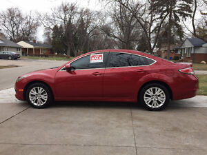 REDUCED 2009 Mazda 6 SAFETIED & E-TESTED