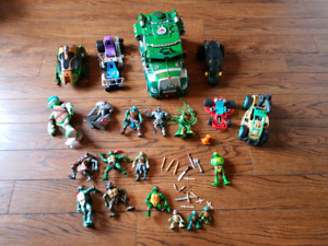 Tortues Ninja (lot)