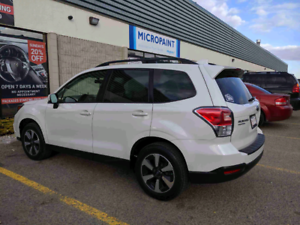 Rare 2018 Subaru Forester with Manual Transmission