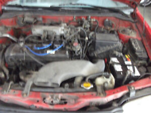 FREE Toyota Tercel with purchase of NEW auto parts for only $300
