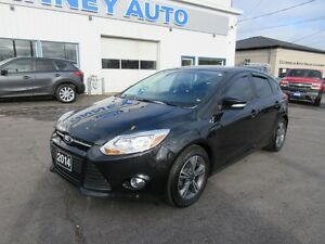 2014 Ford Focus SE Hatch Peterborough Peterborough Area image 2