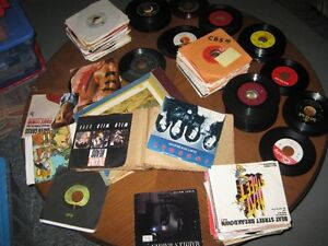 Vintage 78 and 45 Vinyl Records REDUCED!!