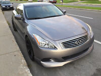 Infiniti G37S Coupe 2008 Hi-Teck Package GPS PADDLE SHIFTERS DSG