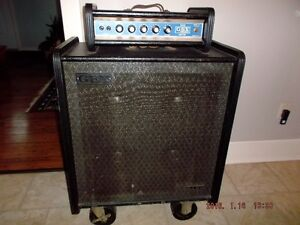 Bass and Amp - Package deal