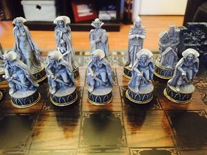 Werewolves & Vampires fantasy chess set!  London Ontario image 3