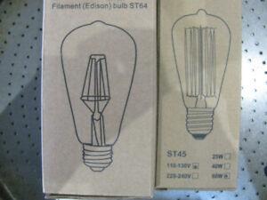 Ampoules ST-64 et ST-45