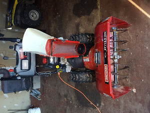 Craftsman Snowblower 27""