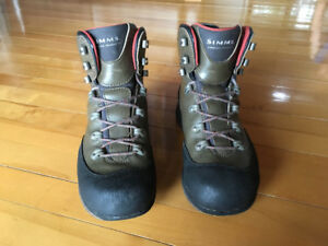 Bottes Simms  freestone pour waders