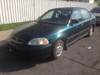 1996 Honda Civic Berline