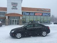 2014 Chevrolet Cruze 1LT  ACCIDENT FREE, CARPROOF REPORT, CD/MP3