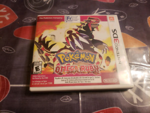 Pokemon Omega Ruby For Nintendo 3DS In Excellent Condition!