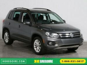 2014 Volkswagen Tiguan Comfortline AWD A/C TOIT MAGS BLUETOOTH