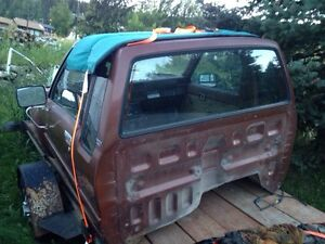 1984 Toyota Tacoma extended cab