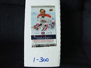 CENTENNIAL STANLEY CUP 1959-60 BANNER MONTREAL CANADIENS HABS Gatineau Ottawa / Gatineau Area image 6
