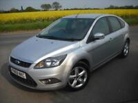 FORD FOCUS 1.6 ZETEC 100 *FULL HISTORY* NEW CAM BELT KIT *LOW MILEAGE