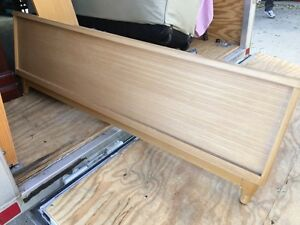 Double Bed Head & Foot Board