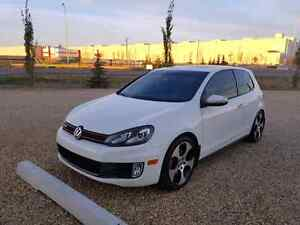 2010 VW gti second owner MINT