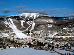 1 Day Lift Ticket for Mont Tremblant (3/9/2019)