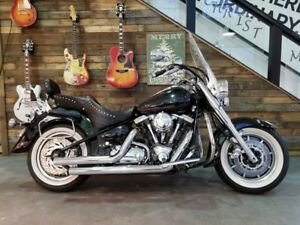 2004 Yamaha  Midnight Star Road Star XV1700