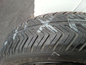 Spare tire with 5 holes rim - T135 /TOR 15 99 M Kitchener / Waterloo Kitchener Area image 4