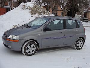 2006 Pontiac Wave Hatchback